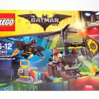 2017 The LEGO Batman Movie 70913 Scarecrow Fearful Face-off