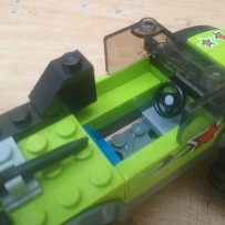 The Lego Monster Truck 60055 part ll