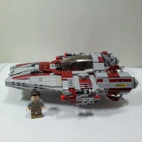 <MOC>REY's A-Wing Fighter