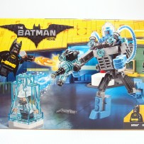 2017 The LEGO Batman Movie 70901 Mr. Freeze Ice Attack 急凍人冰襲