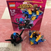 2018 Lego 76090 Super Heroes Mighty Micros: Star-Lord vs. Nebula