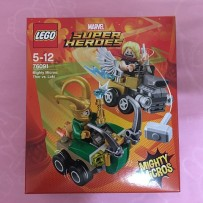 2018 Lego 76091 Super Heroes Mighty Micros: Thor vs. Loki