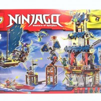 2015 Ninjago 70732 City of Stiix 史迪司城