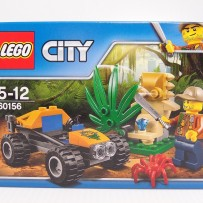 2017 City - Jungle 60156 Jungle Buggy 叢林越野車