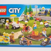 2016 General 60134 Fun in the Park - City People Pack