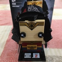 2018 Lego BrickHeadz 41599 Wonder Woman