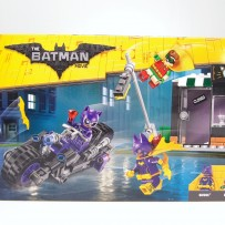 2017 The LEGO Batman Movie 70902 Catwoman Catcycle Chase 貓女機車追逐