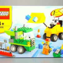 [Bricks and More] 2011 5930 Road Construction Building Set 工地建築組