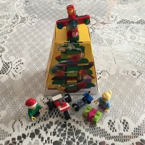 Lego 5004934 Christmas Tree Ornament 應景小開箱
